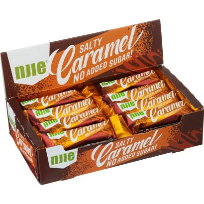 NJIE 24 x NJIE Candy Bars, 30 g