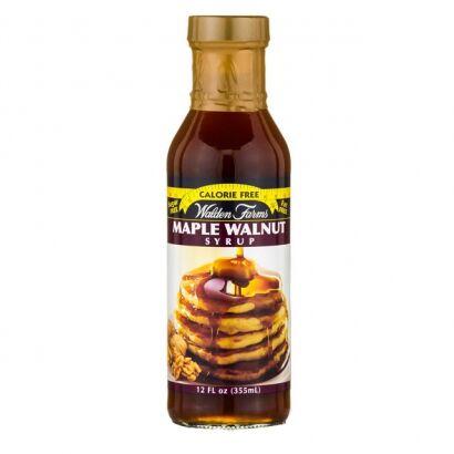 Walden Farms Syrup Maple Walnut, 355 ml