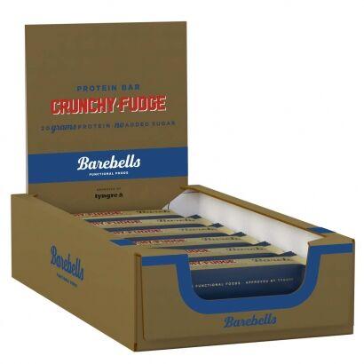 Barebells 12 x Barebells Protein Bar, 55 g, Xmas Fudge