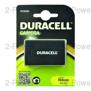 Duracell Digitalkamera Batteri Nikon 7.4v 1050mAh (EN-EL9)