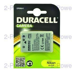 Duracell Digitalkamera Batteri Nikon 3.7v 1150mAh (EN-EL5)