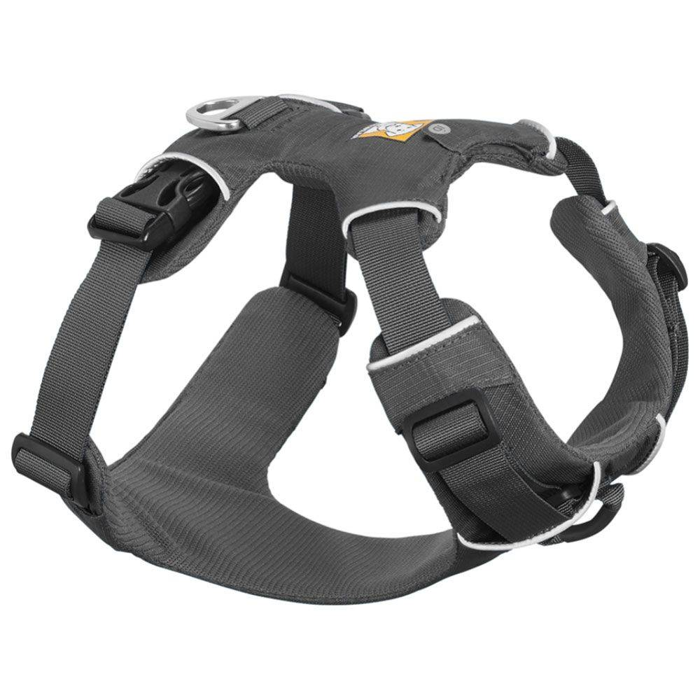 Ruffwear Front Range Harness hundsele - Stl. L-XL: 81-107 cm brstomfng, B 25 mm, orange