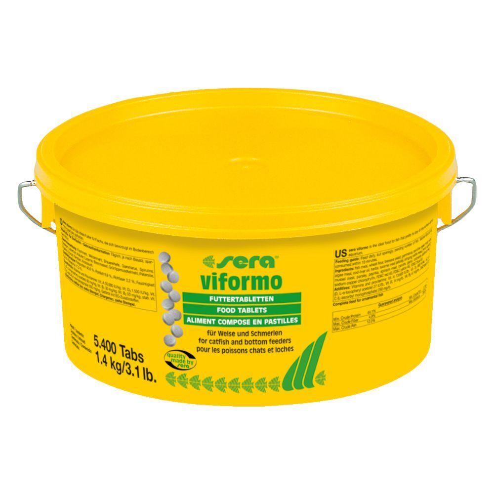 Sera Storpack: Sera Viformo fodertabletter - 2000 ml (1,4 kg)