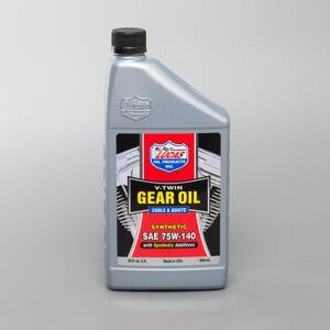 Lucas Oil SAE Synthetic Växellådsolja 75w-140w V-Twin 946ml