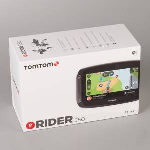 TomTom Rider 550 WORLD 4,3""