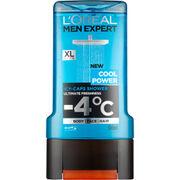 LOréal Paris Men Expert L'Oréal Paris Men Expert Cool Power Shower Gel 300ml