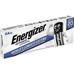 Energizer Aa Lithium Batteri 10 Pack