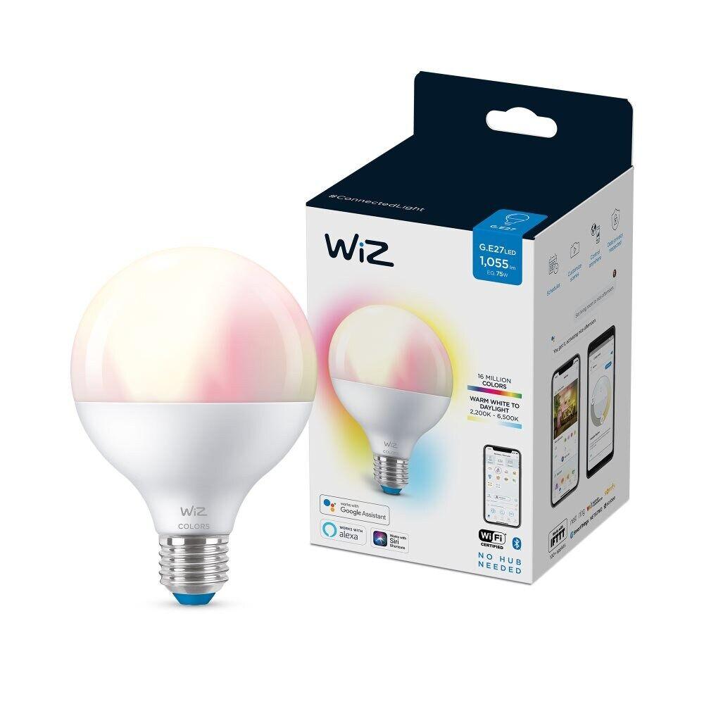 Wiz - G95 Globe E27 Colour And Tunable White - Smart Home