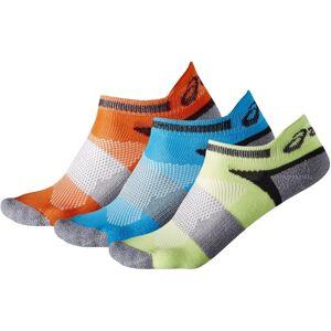 Asics 3ppk Lyte Youth Socks, Unisex, Strumpor, Flerfärgad