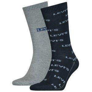 Levis Strumpor 2-Pack Logo Regular Socks