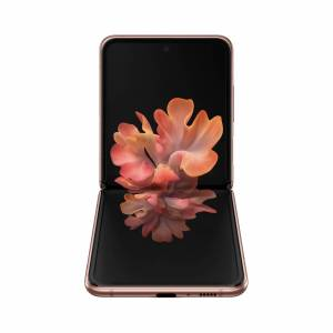 Samsung Galaxy SM-F707 Z Flip 5G 256GB - Brons