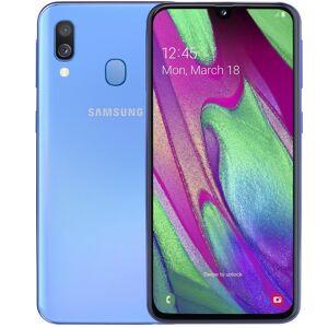 Samsung Galaxy A405 A40 - Blå