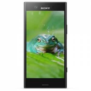 Sony Xperia XZ1 Compact - Svart