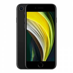 Apple iPhone SE (2nd gen) 64GB - Svart