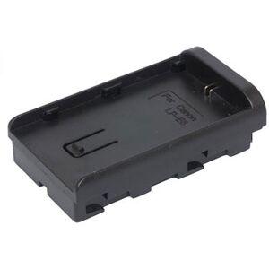 Ledgo LG-E6A batteribox för LED-belysning, för Canon LP-E6