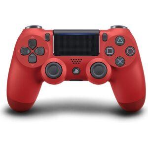 Sony PS4 DualShock 4 V2 trådlös -  Röd