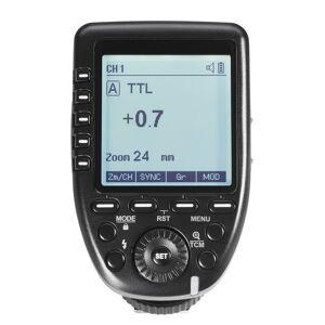 Quadralite Navigator X2 för Micro 4:3 (Olympus/Panasonic), trådlös blixtstyrning (endast sändarenhet)