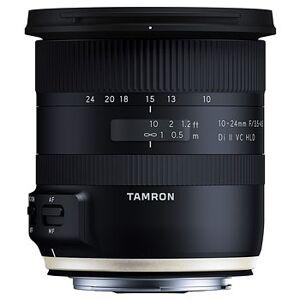 Tamron AF 10-24/3,5-4,5 Di II VC HLD till Nikon AF