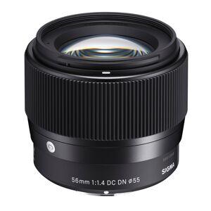 Sigma 56/1,4 DC DN Contemporary för Sony E-fattning (APS-C)