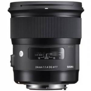 Sigma 24/1,4 DG HSM Art för L-fattning (Panasonic/Leica)