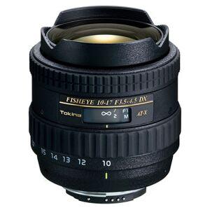 Tokina AT-X 10-17/3,5-4,5 DX H Fisheyezoom till Canon