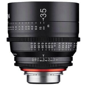Samyang Xeen 35mm T1,5 Nikon F