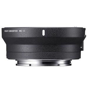 Sigma Adapter MC-11, för Sigma-objektiv med Canon EF-bajonett på kameror med Sony E-fattning