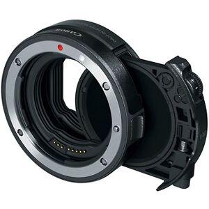 Canon EF till EOS  R-adapter med Drop-in insticksfilter, variabelt ND-filter
