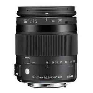 Sigma 18-200/3,5-6,3 DC Macro OS HSM Contemporary till Canon