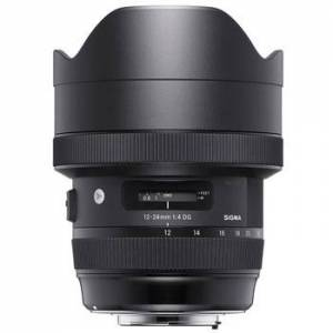 Sigma 12-24/4 DG HSM Art för Nikon