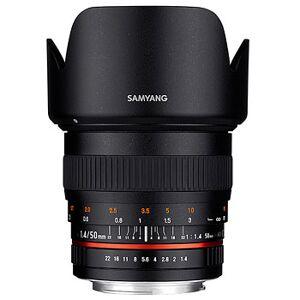 Samyang 50/1,4 AS UMC för Micro 4/3