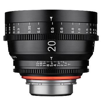 Samyang Xeen 20mm T1,9 Canon EF