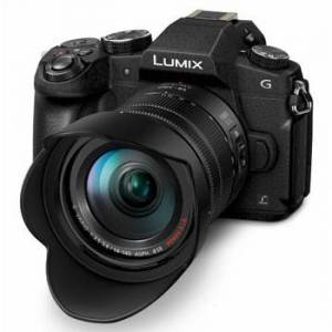 Panasonic Lumix DMC-G80 + Lumix G Vario 12-60/3,5-5,6 + 45-200/4,0-5,6 OIS