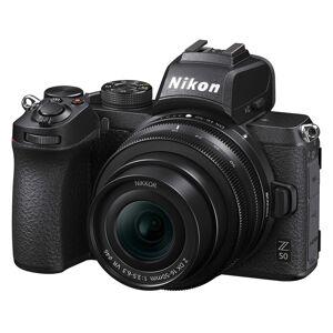 Nikon Z50 kamerahus + Z DX 16-50/3,5-6,3 VR