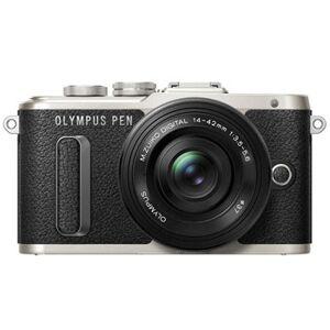 Olympus E-PL8 Pen svart + M.Zuiko 14-42/3,5-5,6 EZ ED MSC