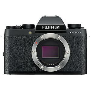 Fujifilm X-T100 kamerahus svart