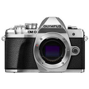 Olympus E-M10 Mark III kamerahus silver
