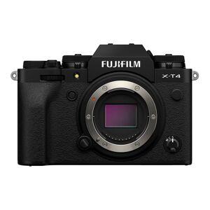 Fujifilm X-T4 kamerahus, svart