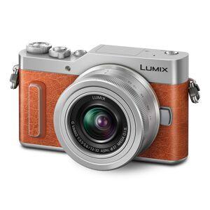 Panasonic Lumix DMC-GX880 kamerahus brunt +  G Vario 12-32/3,5-5,6 O.I.S