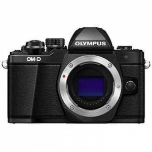 Olympus E-M10 Mark II kamerahus svart