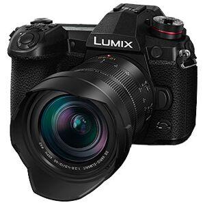 Panasonic Lumix DC-G9 kamerahus + Leica DG Vario-Elmarit 12-60/2,8-4 APSH Power O.I.S