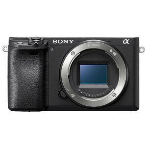 Sony A6400 svart kamerahus