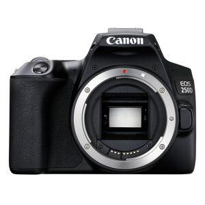 Canon EOS 250D hus, svart