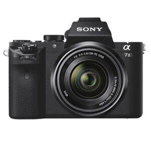 Sony A7 II kamerahus + FE 28-70/3,5-5,6 OSS