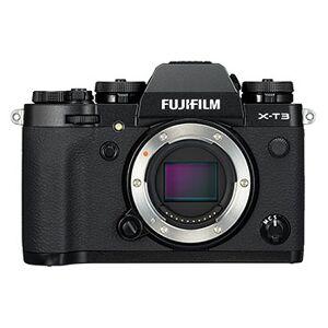 Fujifilm X-T3 kamerahus, svart + Batterigrepp VG-XT3