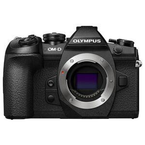 Olympus E-M1 Mark II kamerahus svart