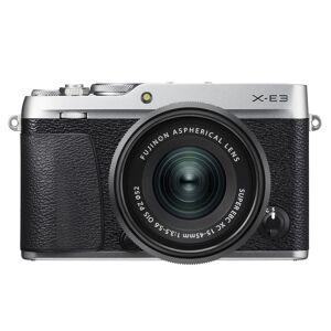 Fujifilm X-E3 silver kamerahus + Fujinon XC 15-45/3,5-5,6 OIS PZ