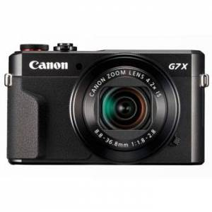Canon PowerShot G7 X Mark II + extra batteri NB-13L (två batterier totalt)
