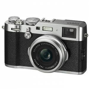 Fujifilm X100F silver