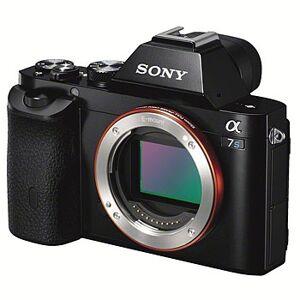 Sony A7s kamerahus